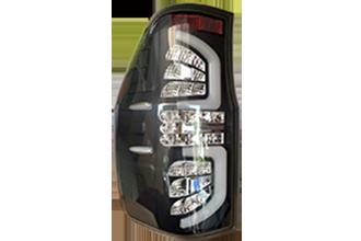 ไฟท้ายford ranger2015 led ดำ